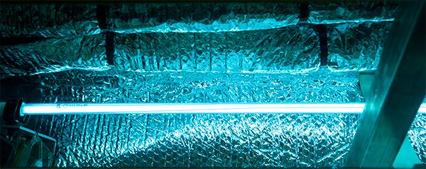 Air Conditioner Ultra Violet Light